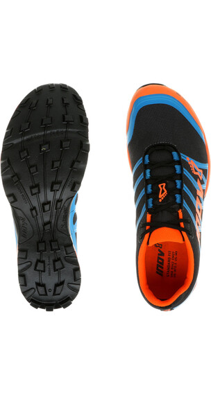 inov-8 X-Talon 200 Unisex Grey/Orange/Blue